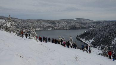 Photo of 2020 yılının ilk doğa yürüyüşü Abant'ta gerçekleştirildi
