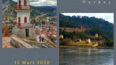 Photo of 15 Mart 2020 – Göynük – Çubuk Gölünde Yürüyoruz..